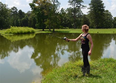 Backyard Bass Pond by Determine Goals For Fishing Holes Mississippi State