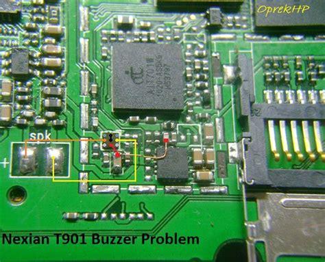 Ic Power Nexian Kode 6318a oprek handphone nexian t901 buzzer problem