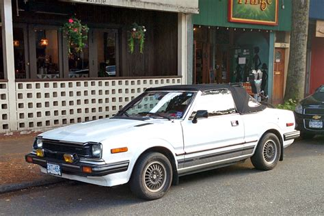 honda convertible parked cars vancouver 1982 honda prelude convertible