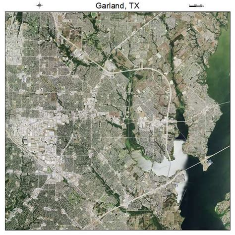 where is garland texas on map aerial photography map of garland tx texas
