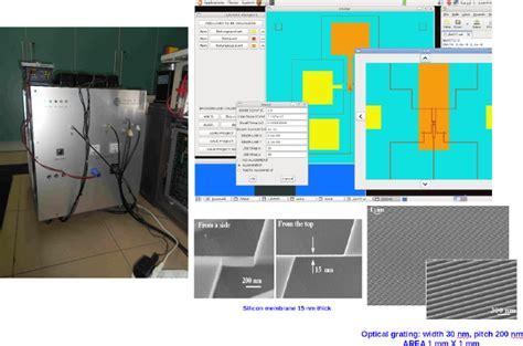 Pattern Generator Electron Beam Lithography | nanotechnology laboratory