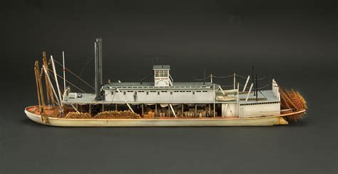 model steam boat youtube on the water rigged model river steamboat far west