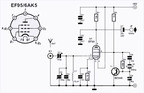 basic bipolar transistor mixer circuit basic bipolar transistor mixer circuit 28 images seven transistor labs llc theremin simple