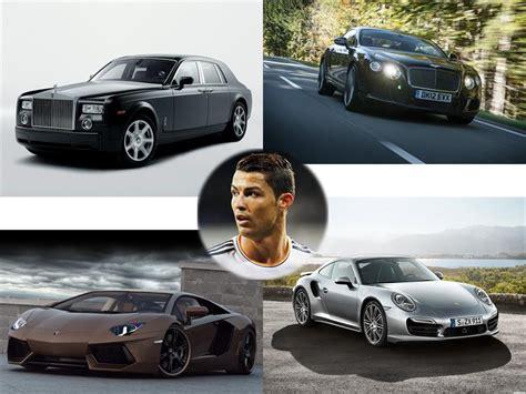 bureau des autos 钁e top 10 los mejores autos de los futbolistas autocosmos com
