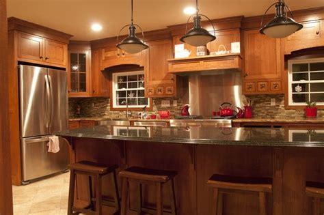 mission kitchen cabinets someday kitchen remodel pinterest 10 images about craftsman style kitchens on pinterest