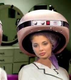 beauty salon sissy under hair dryer flickr rollers pinterest