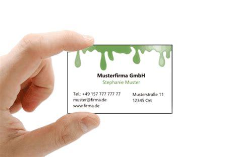 Visitenkarten Word Vorlage Download by Kostenlose Visitenkarten Vorlagen Zum Herunterladen