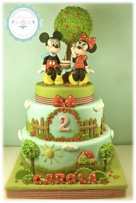 images  micky  minnie mouse cakes cupcakes  cookies  pinterest minnie