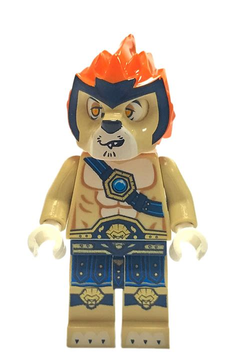 Lego Chima Leonidas lego minifigur 225 k loc017 lego chima leonidas minifigura