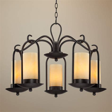 chandelier candle a warm and inviting outdoor candle chandelier ls plus