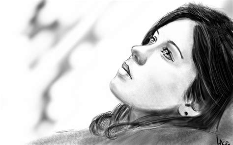 sketchbook pro galaxy note draw something dessin fille r 234 veuse