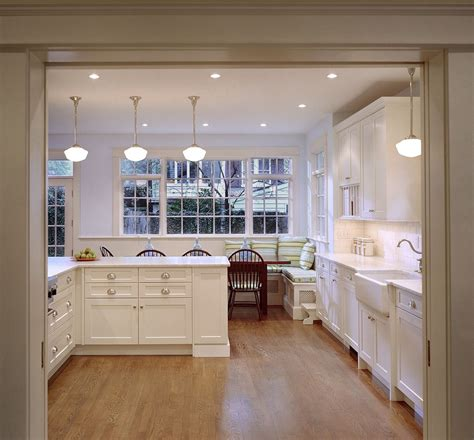 kitchens with banquettes banquette seating kitchen contemporary with banquette seating bay window beadboard