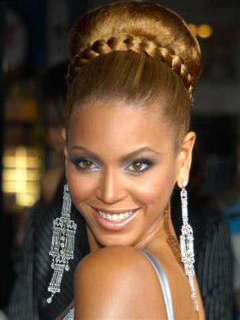Beyonce Bun Hairstyles by Fashion Trends 2011 Plaits And Braids The New