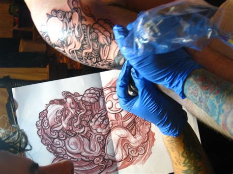 fu dog tattoo meaning olialchimist foo symbolism and history