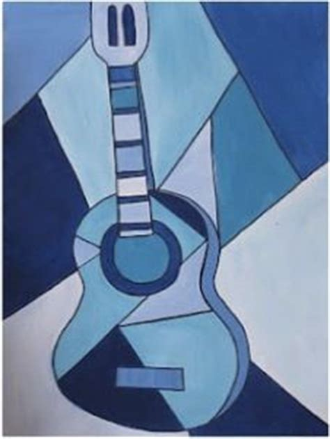 pablo picasso paintings guitar 1000 images about cubism on guitar pablo