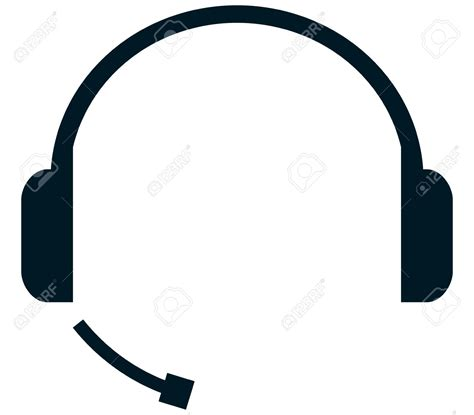 headphones clipart headphone clipart vector pencil and in color headphone