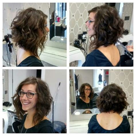 curly hairstyles with long in front short in back znalezione obrazy dla zapytania long bob curly włosy