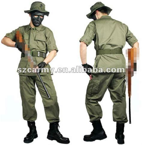 Set Ananti Green traditional army od green anti scratch bdu set buy bdu set army bdu set green bdu set product