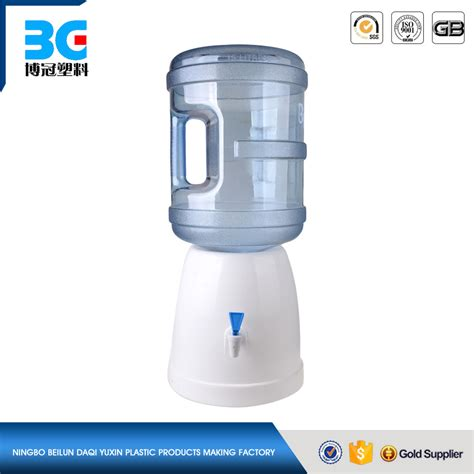 Water Dispenser Non Electric non electric desktop mini water dispenser for 3 5 gallon