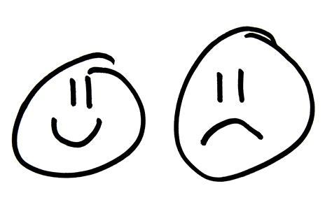 sad face coloring page virtren com