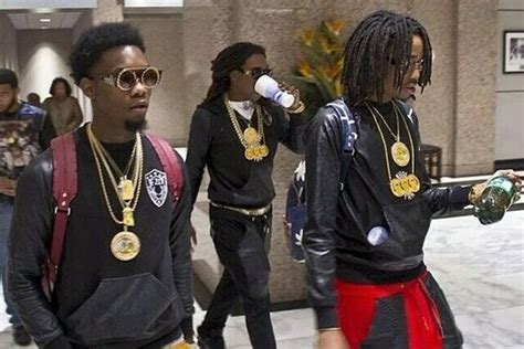 chief keef s goons steal quavo s chain in d c
