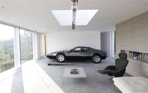 awesome car garages 10 the most cool and wacky garages digsdigs