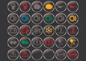 Car Lighting Symbols Car Dashboard Lights Out Purequo