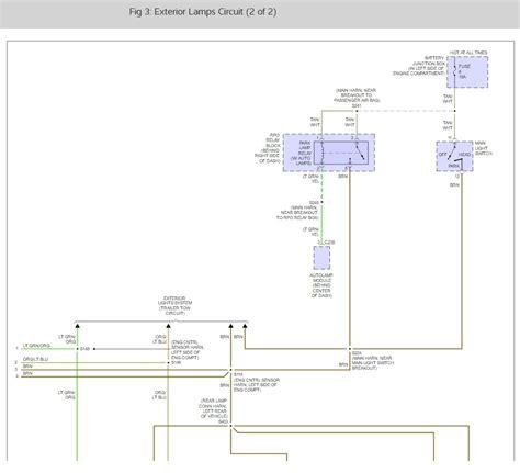 parking light wiring diagram 2007 f 150 wiring diagram