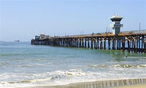 pier beach seal beach municipal pier seal beach ca california beaches