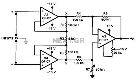 warna resistor 20k differential lifier circuit tutorial using 28 images gt audio gt lifiers gt simple