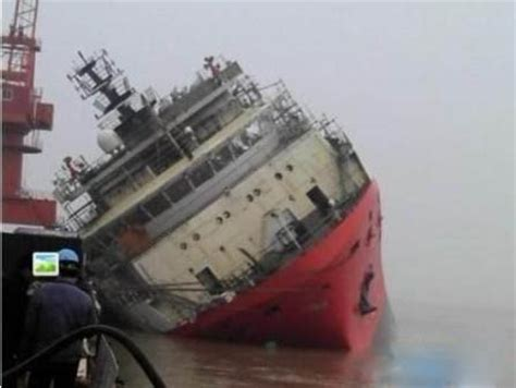tidewater boats ceo brand new oilfield support ship sinks at chinese dock