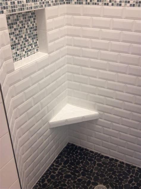 Kitchen Tile Flooring Designs spa shower beach style bathroom nashville by