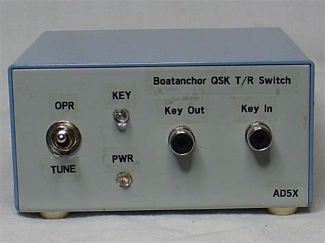 boat anchor radio net eham net classifieds boat anchor qsk t r switch