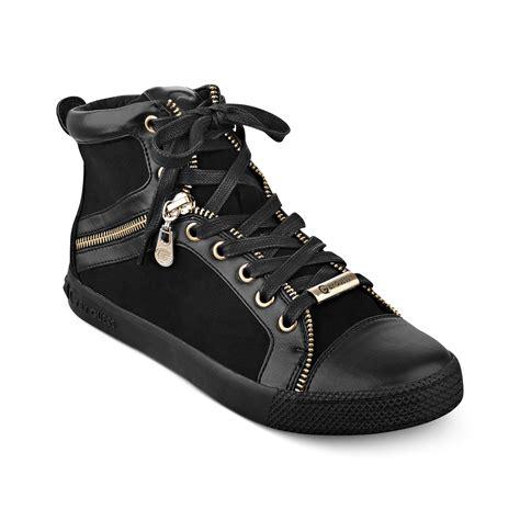 g by guess sneakers g by guess g by guess shoes madman 3 high top sneakers in