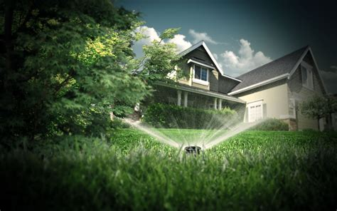 sprinklers for your lawn during summer time