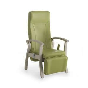 rest homes armchairs for elderly idfdesign