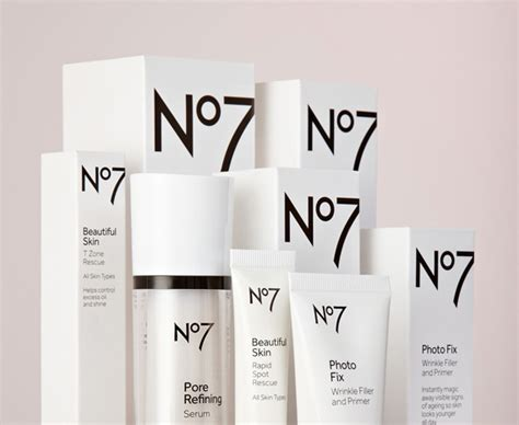 boots number 7 boots no7 brand gets a makeover creative review