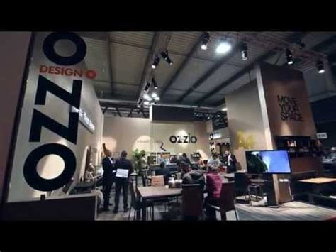 Furniture Fair Mobile Al by Ozzio Design Salone Internazionale Mobile 2014