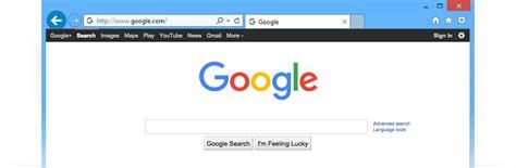 home page la partnership google als startseite festlegen google