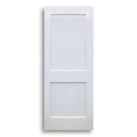 Interior Doors Shaker Style Shaker Style Primed Interior Door 32inch X 80inch Home Surplus
