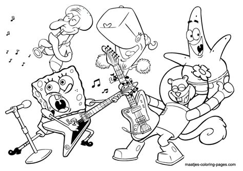 coloring pictures of music get this kids printable fun coloring pages of music 26121