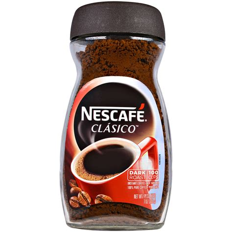 Nescafe Coffee nescaf 233 clasico instant coffee roast 7 oz 200 g iherb