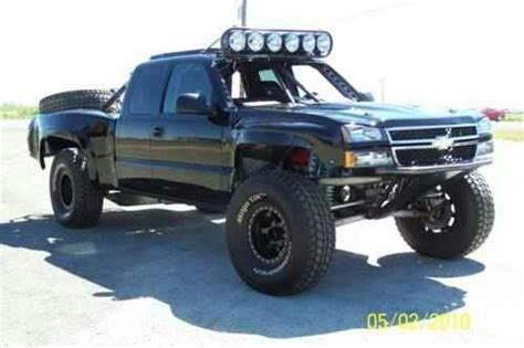 chevy prerunner truck trophy truck sports cars diesel trucks pinterest