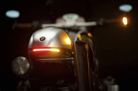 Light Racer by Bmw R Ninet By Revival Cycles