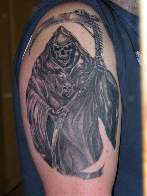 death tattoo 15 tattoos design ideas magment