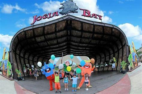 wisata hits jogja bay pirates waterpark viapendaki