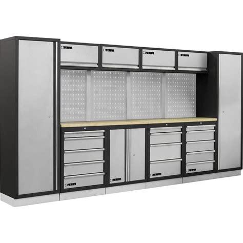 mobili per officina fervi a007a arredamento modulare officine tecnopuglia