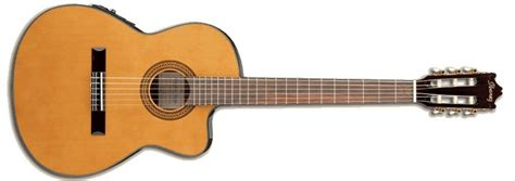 Gitar Akustik By Lay ibanez ga5tce nt classical guitar acoustic electric with