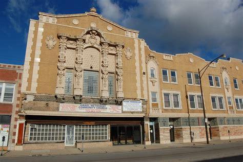 grove theatre in chicago il cinema treasures