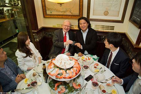 china 2 million dollar a million dollar lunch with billionaire warren buffett 2